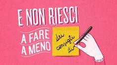 REAL TIME: MA COSA NE PENSI? by NERDO Design Collective , via Behance