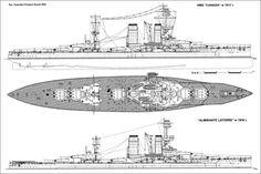 Naval History, Battleship, Warfare, World War Ii, Ships, Models, Drawings, Pictures, Towers