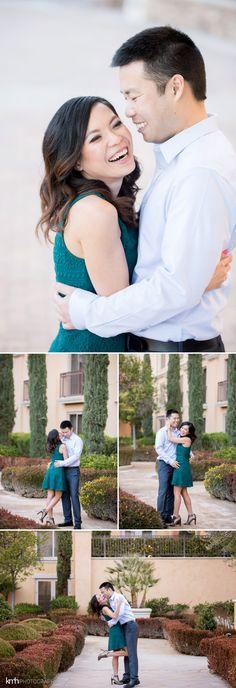 Lake Las Vegas Engagement Photography Session  |  KMH Photography  |  Las Vegas Engagement Photographer