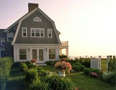 Nantucket-style house