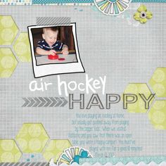 layout made using Dance in The Rain digital scrapbook kit by Simple Girl Scraps