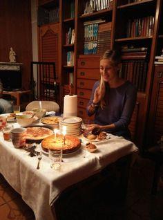 día 6: celebración semi-paleo con amigos <3