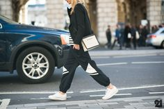 Le 21ème / Pernille Teisbæk | London  // #Fashion, #FashionBlog, #FashionBlogger, #Ootd, #OutfitOfTheDay, #StreetStyle, #Style
