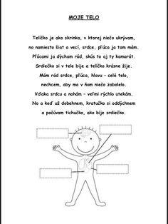 Human Body, Diy And Crafts, Preschool, Education, Memes, Kid Garden, Meme, Kindergarten, Onderwijs