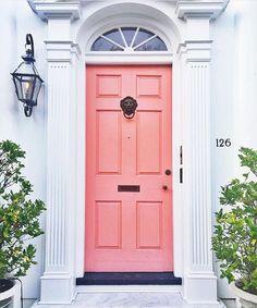 coral door, Charlest