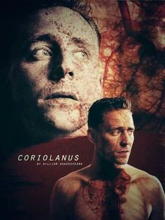 Tom Hiddleston in Coriolanus ♥ February 15, 2014 Madison, Wisconsin