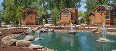 Camper Village at Cedar Point  1 Cedar Point Drive, Sandusky, OH  44871 Phone:  419-627-2106