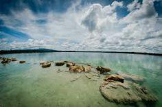 A typical afternoon at Laguna Lachua  Credits: Marvin del Cid