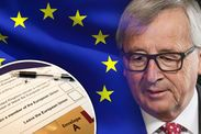 Smug German boss says EU will SURVIVE without UK as France & Germany are MORE IMPORTANT | World | News | Daily Express. (Even if, heaven forbid, the decision of the British people is to stay in the EU, this ugly mess will not be over. The EU will self destruct anyway. In simple terms the French and Germans despise Britain, always have done, and always will. Remember Vichy! jp.
