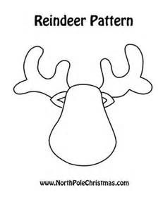 Reindeer pattern for lolipops