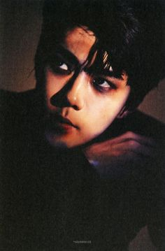 Sehun - 160609 'EX'ACT' album contents photo - [SCAN][HQ] Credit: Your Breeze.