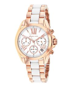 Look at this Michael Kors White