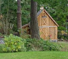 Amazing Shed Plans - lots and lots of free small barn and shed plans Now You Can Build ANY Shed In A Weekend Even If You've Zero Woodworking Experience! Start building amazing sheds the easier way with a collection of shed plans! Pole Barn Plans, Building A Pole Barn, Building A Shed, Building Plans, Building Ideas, Building Design, Small Barn Plans, Building Materials, Backyard Barn