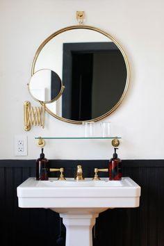 O espelho é um acessório versátil, e não importa o estilo que vai seguir na sua…