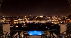 Opinião sobre o hotel The Yeatman, em Gaia, e com vista privilegiada sobre o Porto, onde se encontra luxo informal, genuinidade e preocupação com o ambiente.