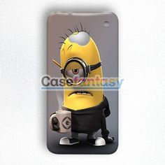 Minion Catching Samsung On Nebula HTC One M7 Case | casefantasy