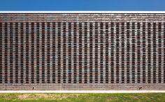 Parkhaus Jahrhunderthalle Bochum