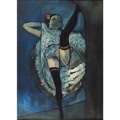 """Tabarin""  Francis Picabia - Oil.Style Dadaism"