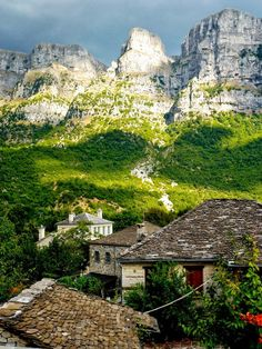 Papigo, Epirus, Greece +Visit Greece #greekphotos  - Xaris Xaris - Google+
