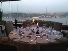 Ulus 29 (restaurant part) Ulus, Istanbul, Turkey