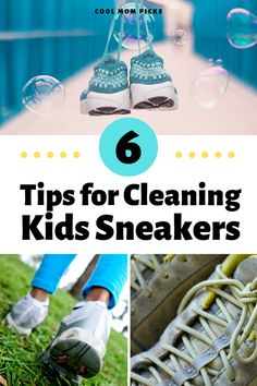 494e277b3 6 of the best tips and tricks for cleaning kids  sneakers