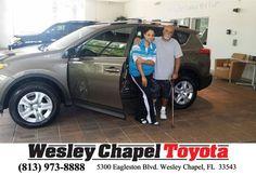 https://flic.kr/p/G7G5sd | #HappyBirthday to Jose from Joseph Cirillo at Wesley Chapel Toyota! | deliverymaxx.com/DealerReviews.aspx?DealerCode=NHPF