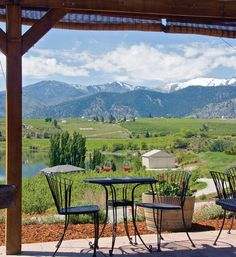 Lake Chelan. A new wine country on the rise.