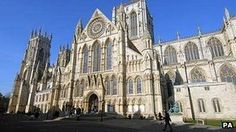 York Minster-always special although taken for granted as I live here!