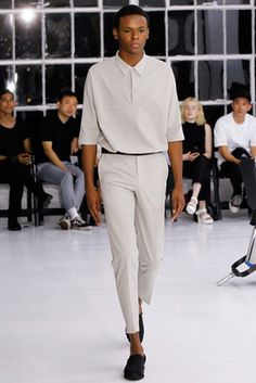 N.Hoolywood Spring 2016 Menswear Fashion Show: Complete Collection - Style.com