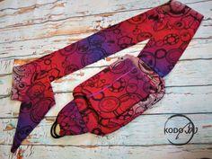 Yaro Quantum wrap scrap custom order waist bag with RS by Bluecalla sewing batern made by KodoBa #Yaro #KodoBa #wrap scrap #rswaistbag