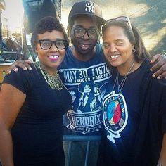 Sput with Dionne Farris & Terri Lynn Carrington