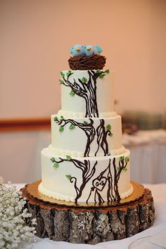 Cake! Photo By Emily Dennis Photography