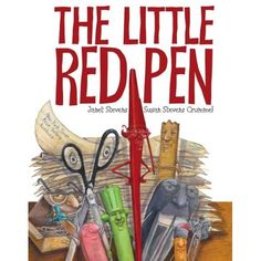 This is a funny and cute version of the little red hen. It goes beyond the little red hen with everyone learning how to cooperate and work together. A wonderful read aloud!