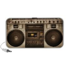The Boombox Affair is an old school, all-vinyl portable house party. Usually they're outside in the sunshine with over a dozen old school boomboxes and a Workout Mix, My Childhood Memories, School Memories, Boombox, 90s Kids, The Good Old Days, Back In The Day, Science And Technology, Old School