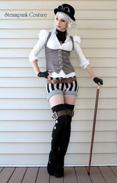 Steampunk girls 3 - Brosome