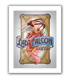 'LFCII' by Greg Simanson Canvas Poster
