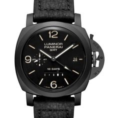 La Cote des Montres : Prix du neuf et tarif de la montre Panerai - Collection Contemporaine - Luminor 1950 - Luminor 1950 10 Days GMT - PAM0...