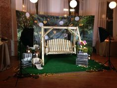 Garden Party  #photobooths #backdrops #eventplanning