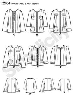 Just Keep Sewing: Chanel Tweed Jacket Underway: Trim and Fringe