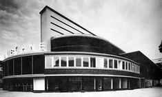 Woga-Komplex and Universum-Kino, Berlin  Erich Mendelsohn, 1925–1931