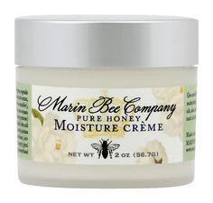Pure Honey Moisture Crème  With Evening Primrose, Watermelon, and Green Tea