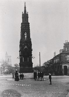 Walkden Monument Local History, Family History, Salford, Genealogy, Vintage Photos, Manchester, Roots, Building, Travel