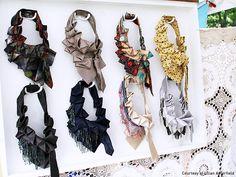 cutest tie scarves I've seen