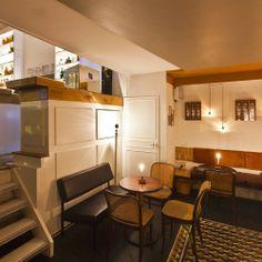Bar/ Restaurant Franklin, amsterdam