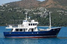 Vripack VRIPACK 69 TRAWLER EXPEDITION - http://boatsforsalex.com/vripack-vripack-69-trawler-expedition/ -                             US$1,235,498 New arrival Year: 2004Length: 69'Engine/Fuel Type: TwinLocated In: TurkeyHull Material: SteelYW#: 32624-2592260Current Price: EUR890,000 (US$1,235,498) PROBABLY THE BEST PRICED AND VALUED TRAWLER YACHT ON THE MARKET..PLEASE ...