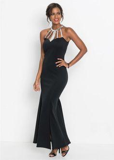 a48d1216db Czarna długa suknia wieczorowa    Długa suknia wieczorowa  długie suknie  wieczorowe