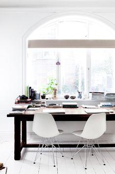 pretty window | photo: Line Klein |  styling: helen wiggers