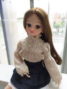 埋め込み画像 Baby Clothes Patterns, Clothing Patterns, Pinafore Dress Pattern, Doll Japan, Cute Baby Dolls, Asian Doll, Madame Alexander, Beautiful Dolls, Outfit