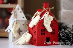 Homemade salt dough ornaments for Christmas     #xmas #crafts #ornament