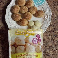 #BraziBites Brazilian Cheese Bread Ready to Bake Bites in Garlic Asiago.  #trynatural #SocialNature #GotItFree